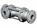 3/2 ходовый коаксиальный клапан с пневмоприводом VSV-F 100 DR