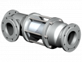 3/2 hodovy coaxial valve with a pneumatic actuator of VSV-F 125 DR