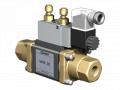 Клапан 2/2 ходовой коаксиальный с пневмоприводом VMK 10