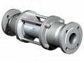 Клапан 2/2 ходовой коаксиальный с пневмоприводом VSV-F 65