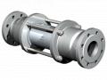 Клапан 2/2 ходовой коаксиальный с пневмоприводом VSV-F 80