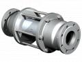 Клапан 2/2 ходовой коаксиальный с пневмоприводом VSV-F 100