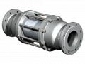 Клапан 2/2 ходовой коаксиальный с пневмоприводом VSV-F 125