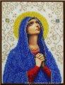 Схема для вышивания бисером ТМ Украинка - Икона Божьей Матери Плачущая