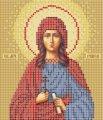Схема для вышивания Икона Святая Раиса