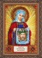 Набор для вышивания бисером Святая Вероника Код товара ААМ-096
