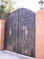 Куті ворота, хвіртки.