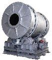 Печь роторная короткобарабанная, производительность 1 т/ч