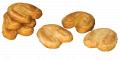 Печиво вушка з маком  1,00 кг