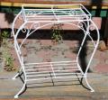 Столик металлический декоративный