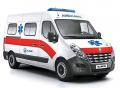 Автомобили специального назначения Panax F.C.S. Медицинские машины (мед транспорт). Машины скорой помощи