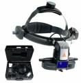 Непрямой бинокулярный офтальмоскоп с зарядным блоком на шлеме Heine Omega 500 Unplugged