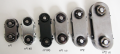 MLT Bolt Plate locks for repair and joining of conveyer belts