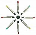 Индикаторы светодиодные ОР24, ОР60