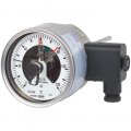 Биметаллический термометр с электроконтактами Модель 55-8xx
