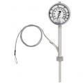 Манометрический термометр с термопарой Модель 75-8 купить в Украине