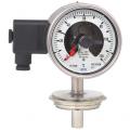 Манометрический термометр с переключающими контактами Модель 74-8