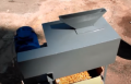Crusher for fruit stones