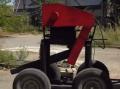 Передвижная дробильно-сортировочная установка (ПДСУ)