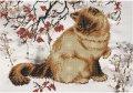 Сиамская кошка СКВ-25