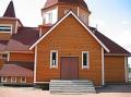 Деревянно-каркасная церковь как образец