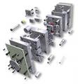 Стандартных комплектующих для пресс-форм и штампов производства компании HASCO