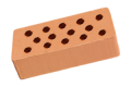 Brick ceramic hollow M-125