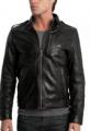 Мотокуртки - Кожаная мужская куртка P.Vorte Leather Studio -Fusion jacket (Фьюжн)