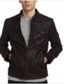Кожаная мужская куртка P.Vorte Leather Studio - Pointer jacket (Поинтер)