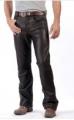 Кожаные штаны мужские продажа и ремонт в Киеве - Мужские кожаные брюки P.Vorte Leather Studio - Rotor leather pants (Ротор)