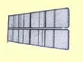 Рамка к фильтрам Филс-60 Филс-100, для сгущения соковой смеси сахарной промышленности