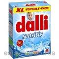 Стиральный порошок Dalli Sensitiv vollwaschmittel 48 стирок (3,6 кг)