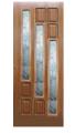 Двері з масиву натуральної деревини 03