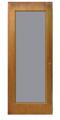 Двері з масиву натуральної деревини 24