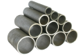 Pipes are welded thin-walled
