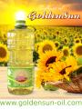 Масло подсолнечное рафинированное дезодорированное 3 Л GoldenSun™ .