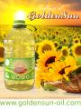 Масло подсолнечное рафинированное дезодорированное 5 Л GoldenSun™