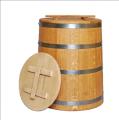 Кадка для солений конусной формы 200л  BARRELS™ (нержавеющая сталь)