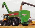 Прицепы для перегрузки зерна