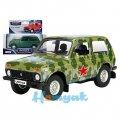 Автомобиль 33898W-CIS LADA 4х4 военная