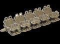 Соединительный замок MLT Mini Record MR3 для лент толщиной от 4,8 до 6,4 мм