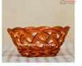 Хлебница плетеная круглая Универсал Код: Арт 046-1