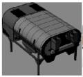 Сушилка Терморадиационная Низина с кипящим слоем
