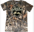 Футболка охотничья с коротким рукавом Duck Dynasty Call 2 Fly Short-Sleeve Tee Shirt