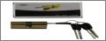 Сердцевина  лазерная 5К 60мм. 30-30 Империал, Одесса, приобрести качественную сердцевину для дверного замка
