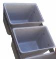 Формы хлебопекарные с полимерным покрытием 3*Л11