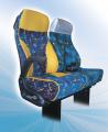 Сиденье регулируемое для туристических автобусов СТР-3