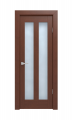 Wooden doors with glass Karina 2