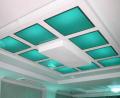Потолок стеклянный, потолок из стекла, стекло для потолка, производство, изготовление, продажа, монтаж, Украина