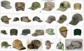 Peak-caps are military